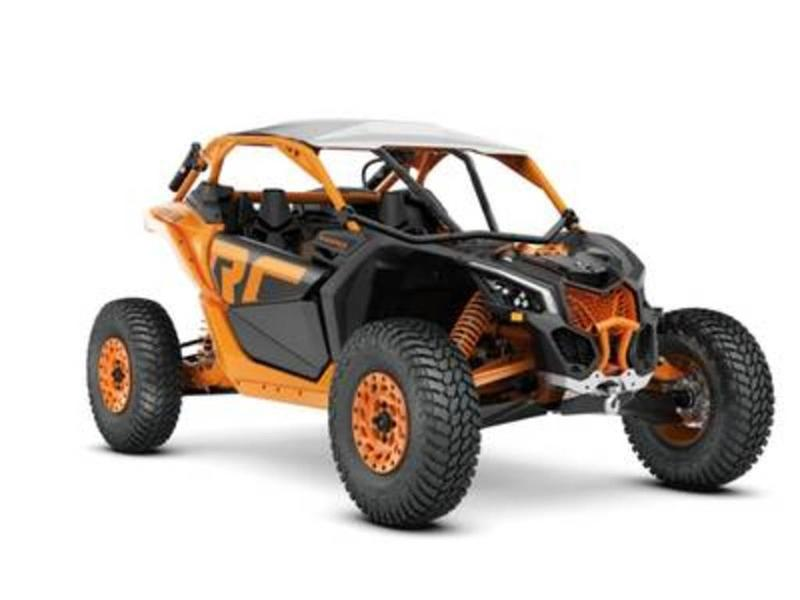 Canam maverick turbo