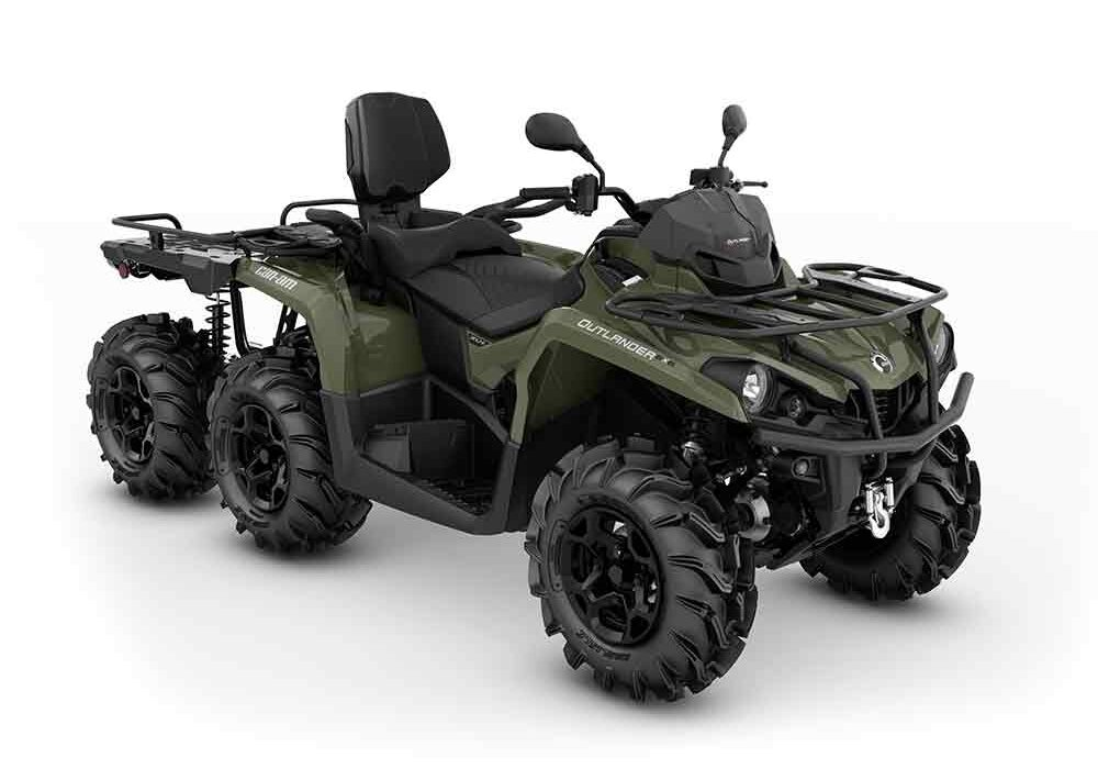 CAN-AM 6X6