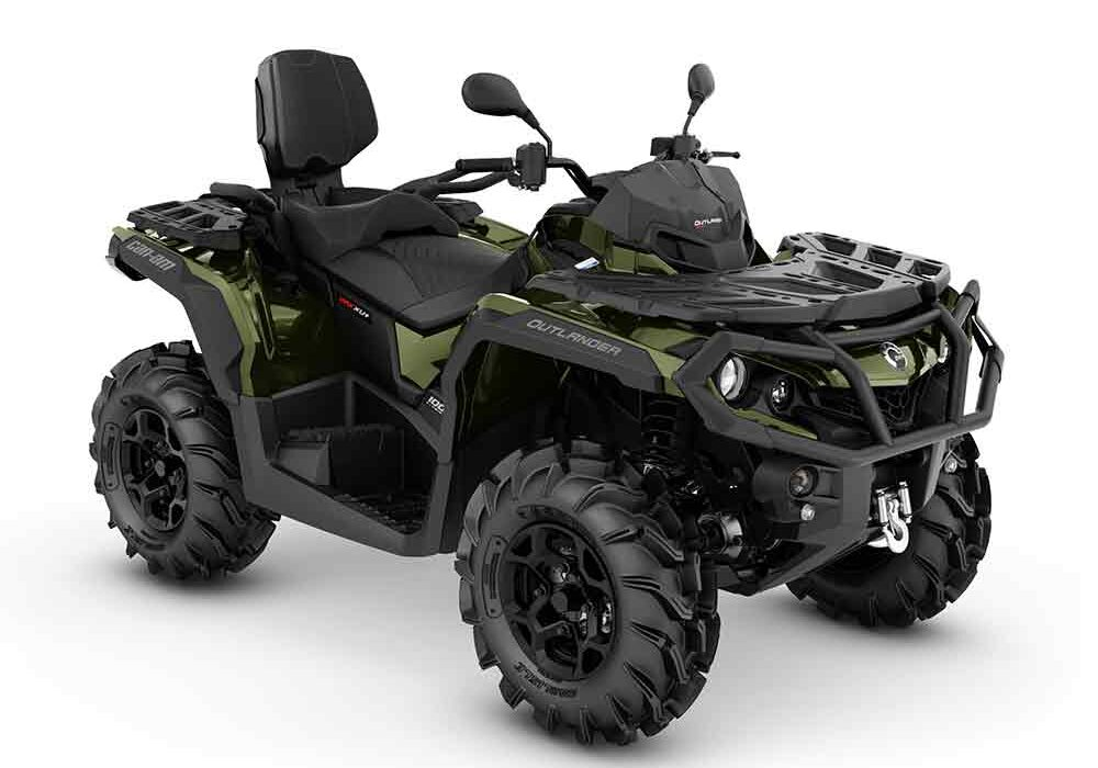 CAN-AM MAX 1000 XU+