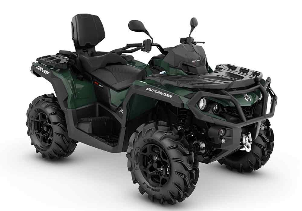 CAN-AM MAX 570 XU+