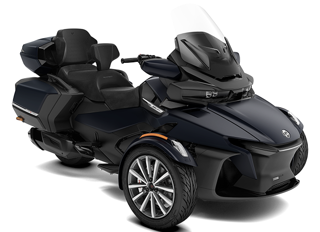 CANAM SPYDER RT LIMITED SEA-TO-SKY